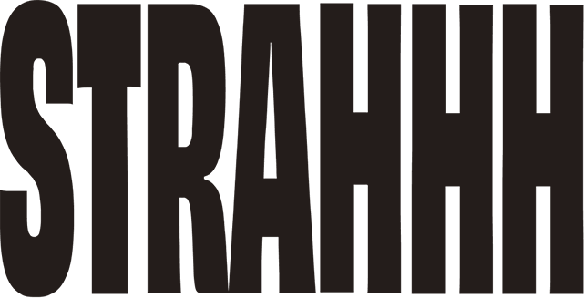 Image of word 'Strahhh'